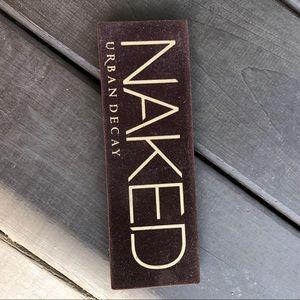 Urban decay Naked original eyeshadow palette
